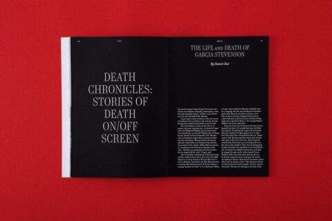 NANG - Scars and Death (Issue 2)
