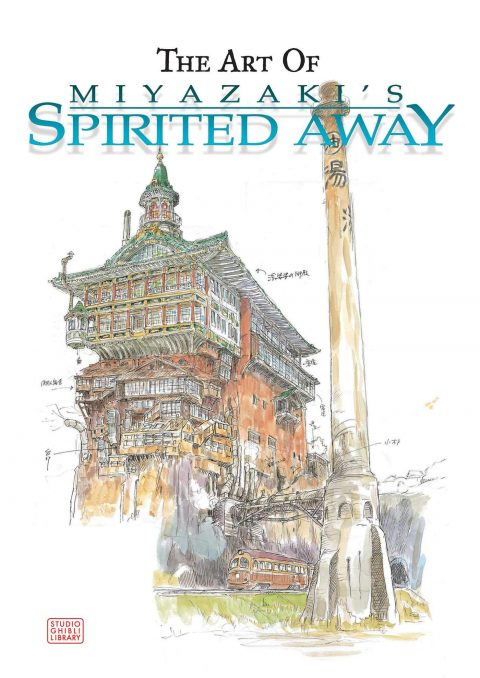 the-art-of-spirited-away