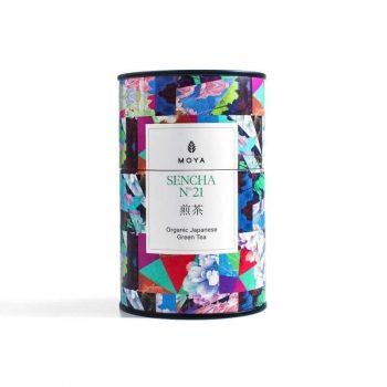 Moya Sencha Organic Green Tea