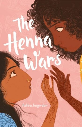 The Henna Wars (miękka okładka)
